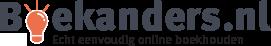Online boekhouden logo